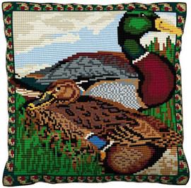 Mallard Tapestry Kit