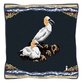 Gannets Tapestry Kit