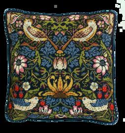 Strawberry Thief Tapestry Kit