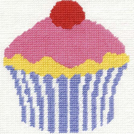 Cupcakes Tapestry Starter kit