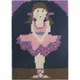 Daisy Does Ballet Tapestry Starter Kit