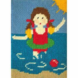 Daisy Does Swimming Tapestry Starter Kit