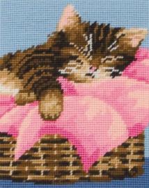 Kitten Tapestry Starter Kit