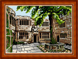 Skipton Castle Tapestry Kit