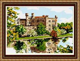 Leeds Castle Tapestry Kit