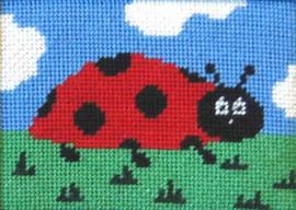 Lara Ladybird Tapestry Kit