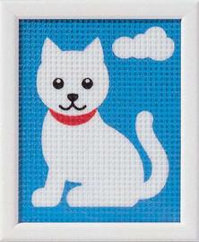 Cat Children Tapestry Kit