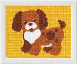 Puppy Children Tapestry Kit