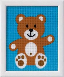 Teddy Children Tapestry Kit