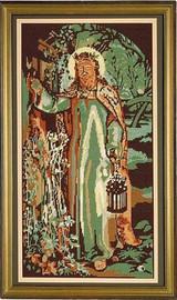 Light of the World Tapestry Kit