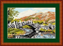 Slaters Bridge Tapestry Kit