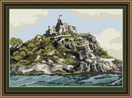 St Michaels Mount Tapestry Kit