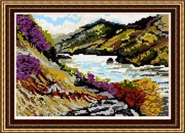 Loch Lomond Tapestry Kit