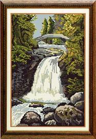 Falls of Garravalt Tapestry Kit