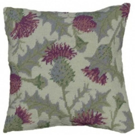 Thistle Tapestry Cushion Kit