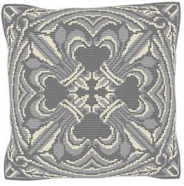 Barnstaple Marble Tapestry Cushion Kit