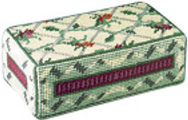 Rosebuds Tapestry Doorstop Kit