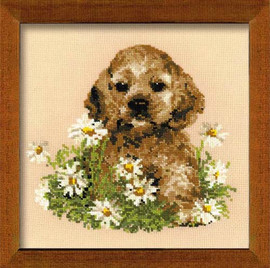 Tim Cross Stitch Kit
