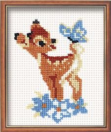 Bambi Cross Stitch Kit