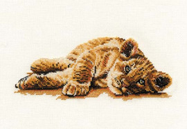 Mischief Cross Stitch Kit