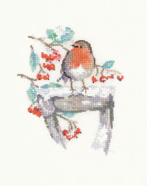 Watching Cross Stitch Kit By Heritage