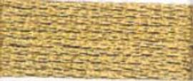 E5282 Gold - DMC Metallic Pearl Cotton Thread