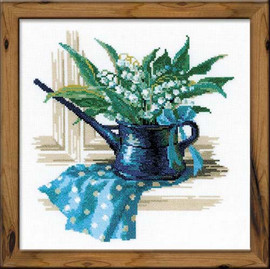 May Morning Cross Stitch Kit