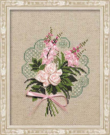 Bouquet Of Tenderness Cross Stitch Kit
