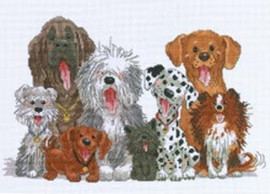 Suzys Zoo - Other Dogs Of Duckport Cross Stitch Kit