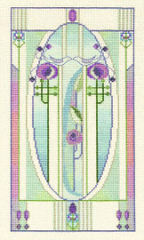 Mackintosh - Love Birds Cross Stitch Kit