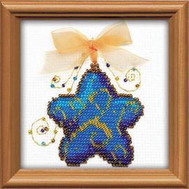 Magic Star Bead Kit Cross Stitch Kit