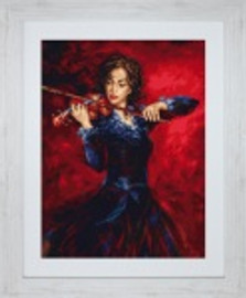 Music Cross Stitch Kit By Luca-S