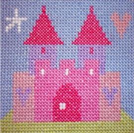 Fairy Castle Starter Cross Stitch Kit