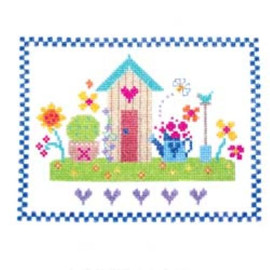 Summer Time Cross Stitch Kit