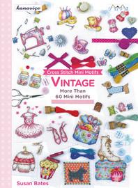 Vintage Cross Stitch Pattern Book