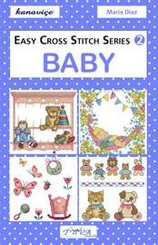 Baby Cross Stitch Kit Book By Dmc