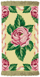 Chaumont Rug/Wall Hanging Cross Stitch Kit