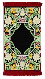 Moscow Rug/Wall Hanging Cross Stitch Kit