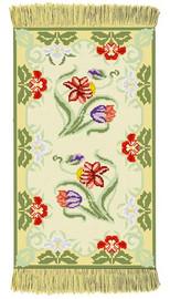 Girona Rug/Wall Hanging Cross Stitch Kit