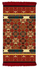 Isparta Rug/Wall Hanging Cross Stitch Kit