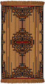 Lhasa Rug/Wall Hanging Cross Stitch Kit