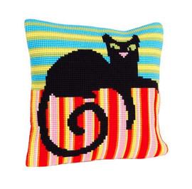 Mr Handsome Chunky Cross Stitch Cushion Kit