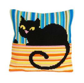 Ms Cool Chunky Cross Stitch Cushion Kit