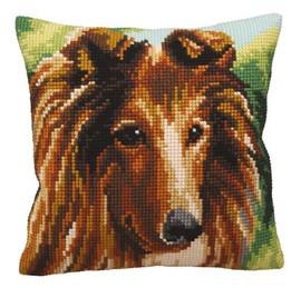 Lassie Chunky Cross Stitch Kit