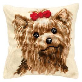 Pup Chunky Cross Stitch Kit