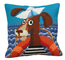 Ohe Matelot Chunky Cross Stitch Kit