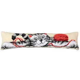 Playful Cats Draught Excluder