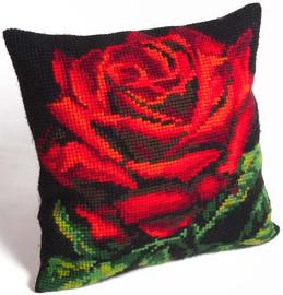 Rose De Damas Chunky Cross Stitch Kit
