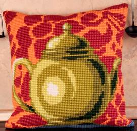 Pot A The Bronze Chunky Cross Stitch Kit
