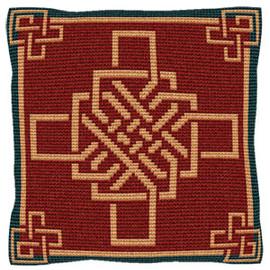 Bellanoch Chunky Cross Stitch Cushion Kit